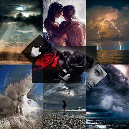 """""""Quando l'amore vi chiama, seguitelo. Anche se le sue vie sono dure e scoscese. E quando le sue ali vi avvolgeranno, affidatevi a lui. Anche se la sua lama, nascosta tra le piume vi può ferire. E quando vi parla, abbiate fede in lui. Anche se la sua voce può distruggere i vostri sogni come il vento del nord devasta il giardino. Poiché l'amore come vi incorona così vi crocefigge. E come vi fa fiorire così vi reciderà."""""""