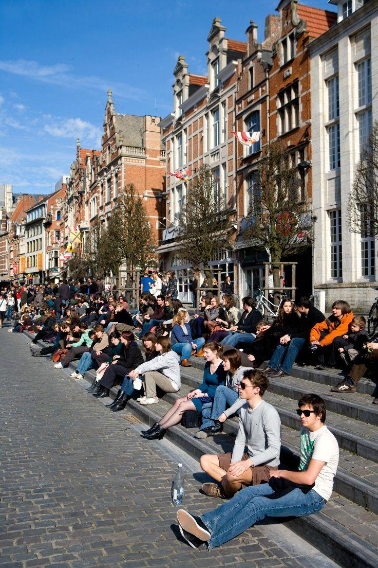 Découvrez la ville de Leuven sur notre site: www.theplaceto.be Photo: © Toerisme Leuven