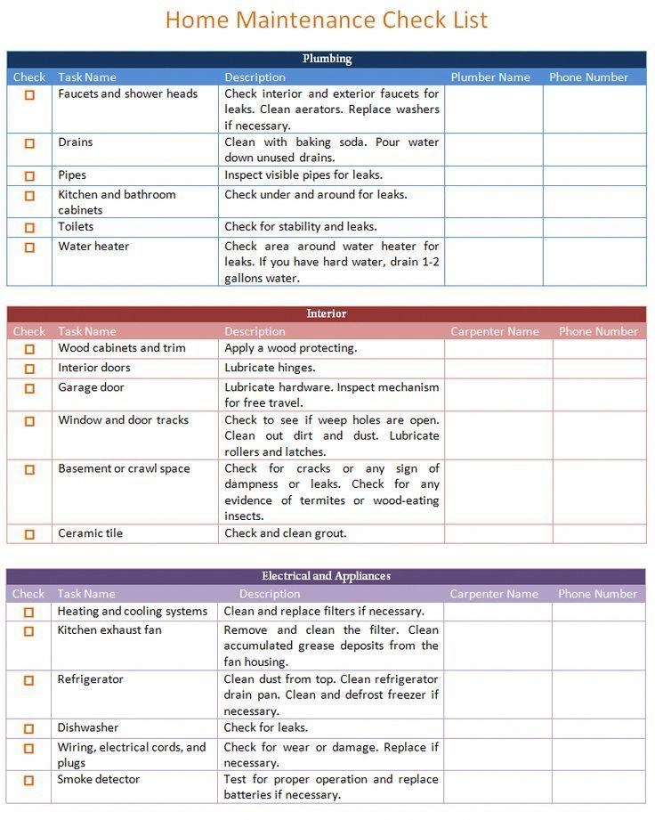 Wartungsplaner Fur Excel Alle Meine Vorlagen De 5