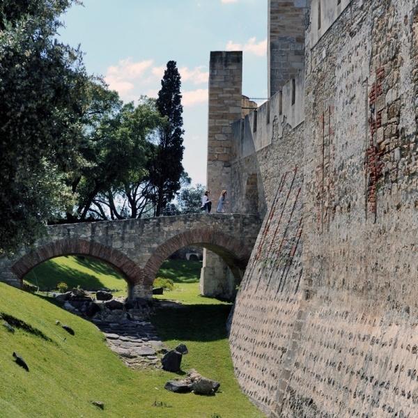 Castillo de San Jorge - Lisboa