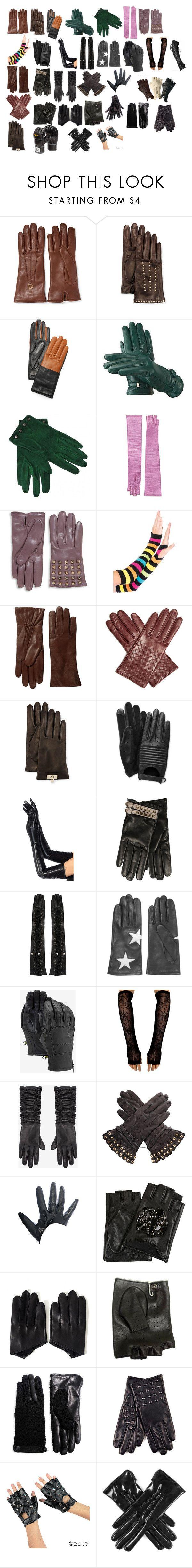 """Gloves 3"" by spellcasters ❤ liked on Polyvore featuring Gucci, Portolano, rag & bone, Aspinal of London, Hermès, Valentino, Hestra, Bottega Veneta, Lauren Ralph Lauren and AGNELLE"