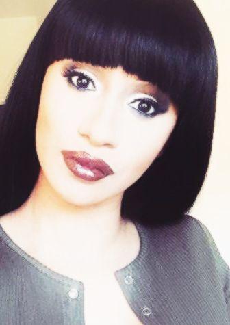 Cardi b beautiful  IG TheHeartShow SC Beauty_Jasmine
