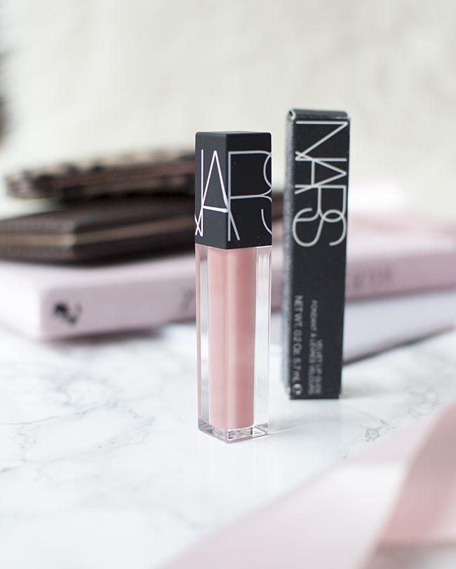 NARS Velvet Lip Glide in Unlaced Review