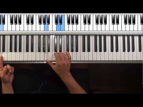 AWESOME TUTORIAL! TRANSFORMED CHORD I with sus2 over any left hand chords Piano Improvisation: One SIMPLE Trick to Sound Top Notch! - YouTube