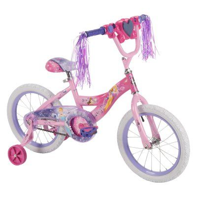 Huffy 16 in. Disney Princess Bike with Handlebar Magic Mirror - 21977