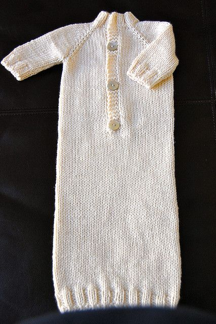 Baby Sleeper - Free Pattern