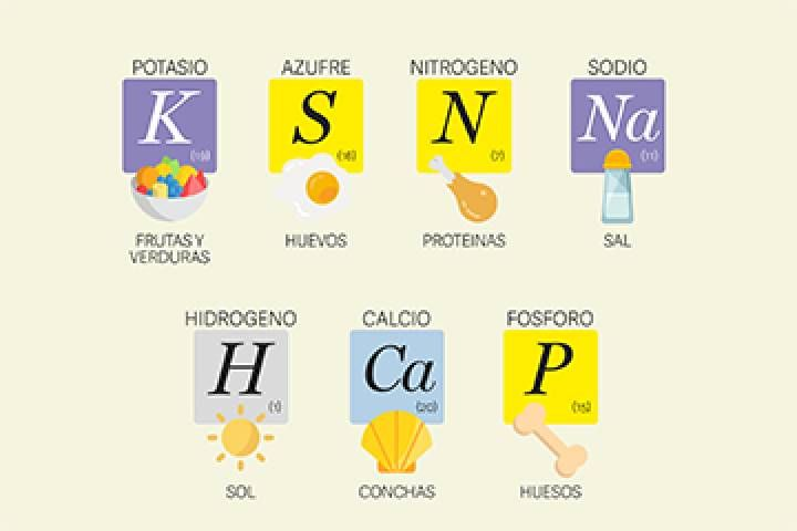 mejor tabla periódica ilustrada para estudiar los elementos y enterarse - best of que uso tiene la tabla periodica de los elementos quimicos