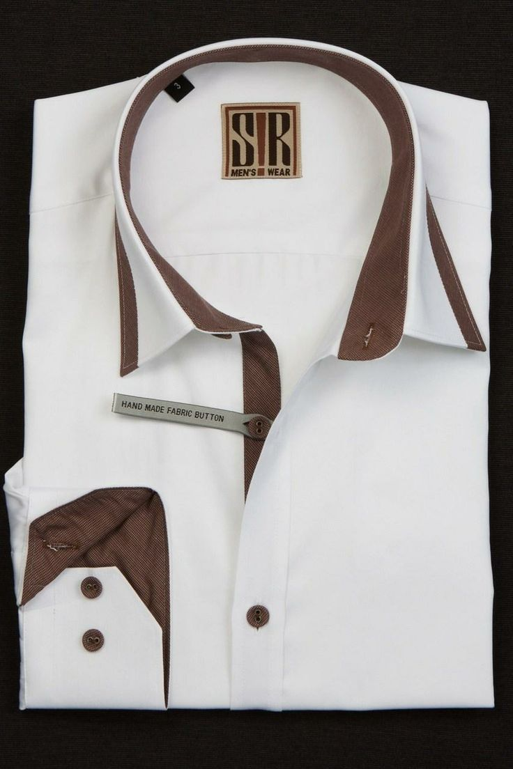 Dress for #church or any occasion in SIR Men's Wear men's shirts at…
