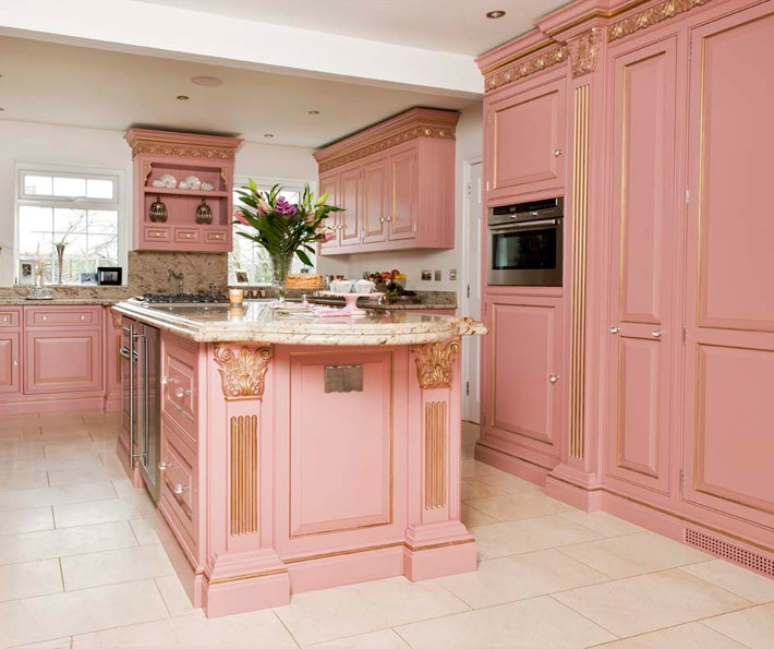 Girly Kitchen Decor: 116 Best Kitchens Images On Pinterest