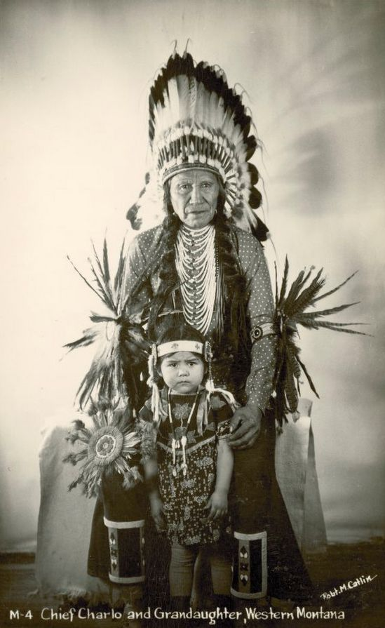 Does Our System Select for Incompetent Sociopaths? [Wishing we had the elders for leaders] http://investmentwatchblog.com/does-our-system-select-for-incompetent-sociopaths/ (Image: Chief Charlo and granddaughter, W. Montana, our past and future leaders)  Pinned by indus® in honor of the indigenous people of North America who have influenced our indigenous medicine