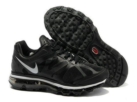 Nike Air Max 2012 Black White