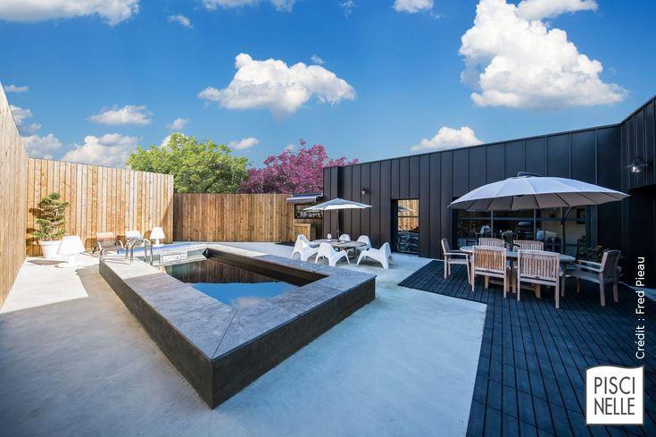 15 best reportage photo une piscine tout en reflets brillants comme des joyaux images on pinterest. Black Bedroom Furniture Sets. Home Design Ideas