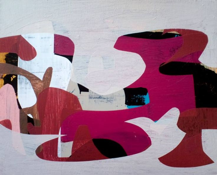"Saatchi Art Artist Jim Harris; Painting, ""Colchester."" #art"