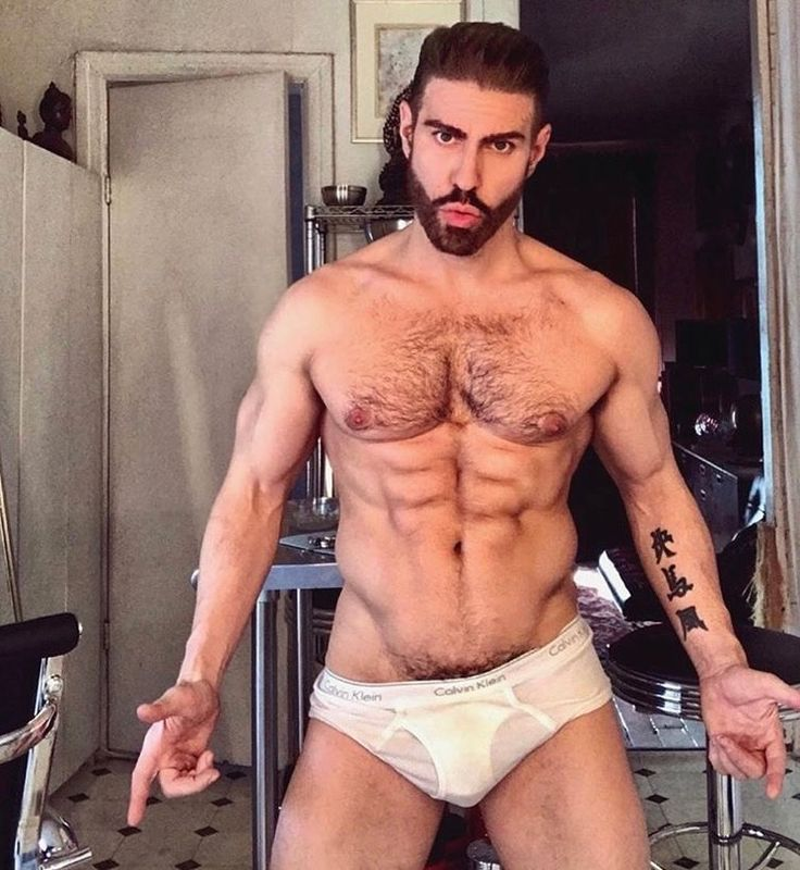 Gregory Nalbone | Boxers or Briefs | Pinterest | Scruffy ...