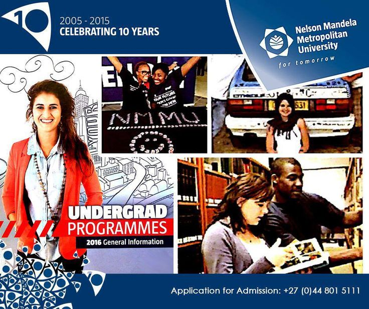 #NMMU George offers undergrad programmes in a number of fields. For more information on what we offer at the #GeorgeCampus, visit our website at http://george.nmmu.ac.za/ or for admission information contact us on 044 801 5111