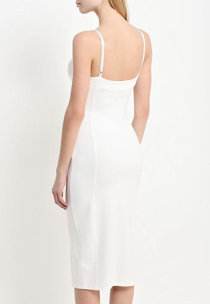 Платье LOST INK приталенного кроя. Модель выполнена из гладкого трикотажа. Детали: тонкие регулируемые бретели, застежка на молнию, уплотненный лиф на косточках.