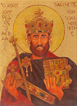 "Alfred the Great, King of the Anglo-Saxons. (849 – 26 October 899) (Old English: Ælfrēd, Ælfrǣd, ""elf counsel"") was King of Wessex from 871 to 899.  Alfred successfully defended his kingdom against the Viking attempt at conquest, and by the time of his death had become the dominant ruler in England."