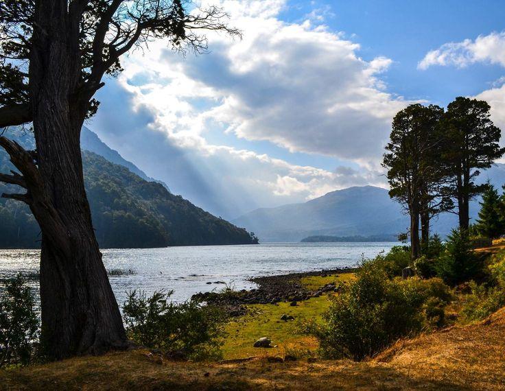 Lago Paimún un hermoso lugar para disfrutar en tu vista a Junín de los Andes, Neuquén. Argentina