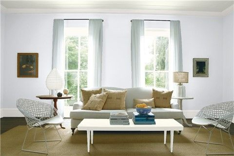 Best 25 benjamin moore cloud white ideas on pinterest for Paint colors with high lrv