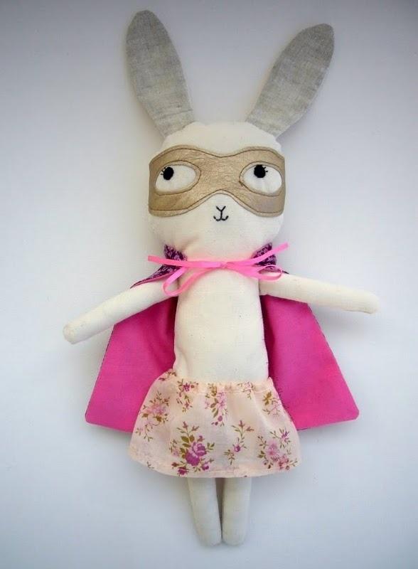 Doudou masqué: Stuffed Toys, Doudou Masqué, Wire, Super Bunnies, Parties Stuff, Children Toys, Super Heroes, Handmade Crafts, Super Girls