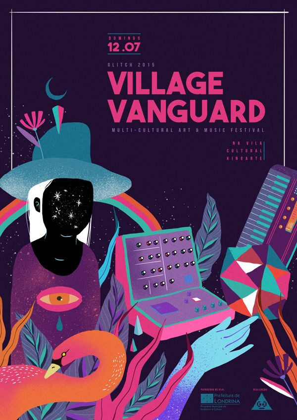 A Village Vanguard é a primeira de uma série de eventos instalativos/perfomativos da Glitch Generation a ser realizada a partir de 2015, combinando e reunindo a comunidade criativa em suas mais variadas gamas de expressão artística / musical. Desejamos de…