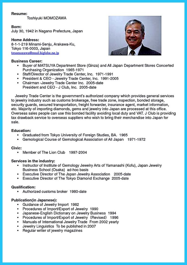 what is professional publications in a resume