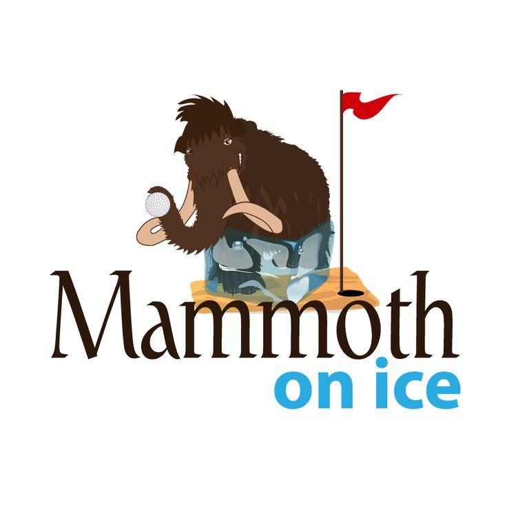 GraficAction | Mammoth on Ice