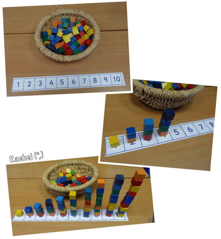 "Counting towers from Rachel ("",)"