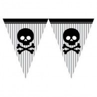 Pirate Parrty! Flag Banner, $7.95, 20299518