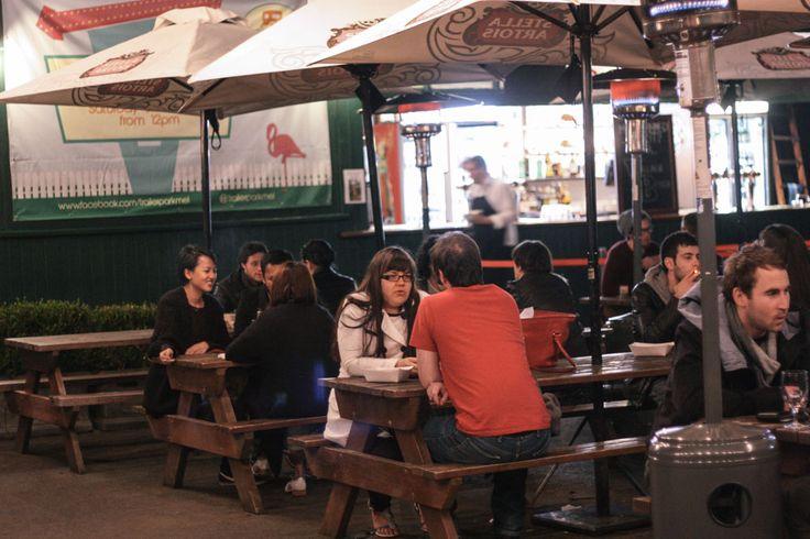 #foodtrucks #villagemelb #melbourne #trailerpark #foodies