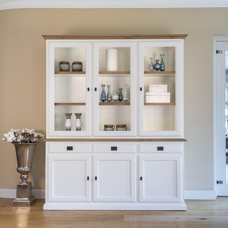 Vitrine Weiss Im Landhausstil Furniture Home Decor Home