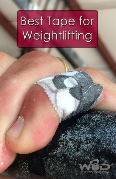 Best Tape for Weightlifting from WODSuperStore.com