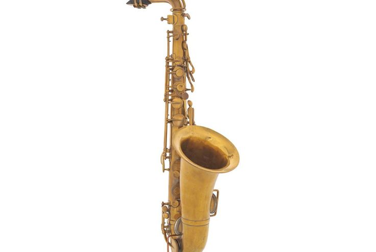 The instrument was invented by–you guessed it–Adolphe Sax