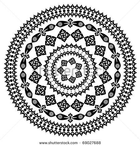 21 Best Mandalas To Color Images On Pinterest