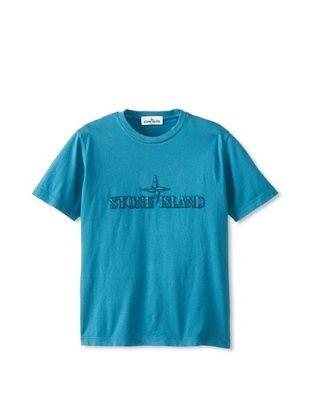 53% OFF Stone Island Kid's T-Shirt (Emerald)