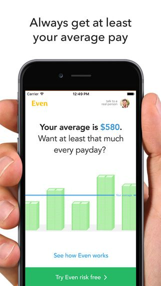 Even - Financial stability in an app by Even