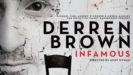 Derren Brown!  So excited for 11th May! X