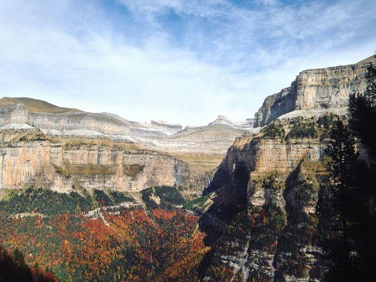 Ordesa y Monte Perdido National Park, Spain   Zhu Ohmu