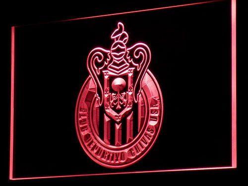 Los Angeles Club Deportivo Chivas USA LED Neon Sign