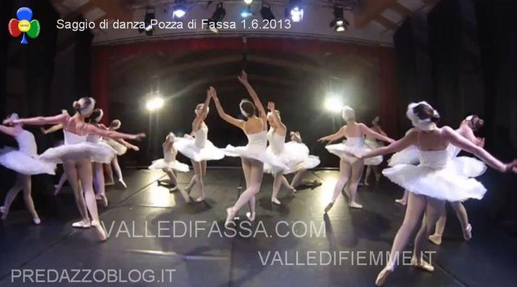 Saggio di Danza a Pozza di Fassa, le immagini dello spettacolo