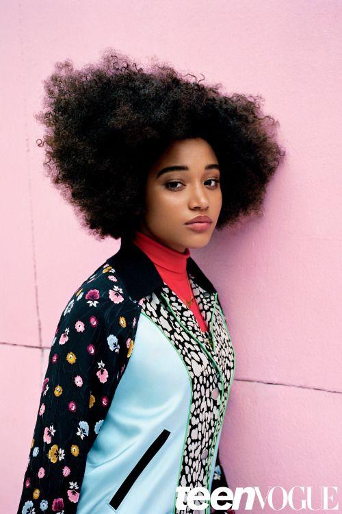 browngurl:  I see you Teen Vogue! Amandla tells all to Solange...