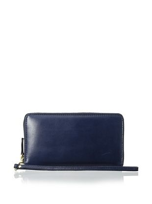 56% OFF Rowallan of Scotland Women's Elena Clutch Wallet, Midnight Blue