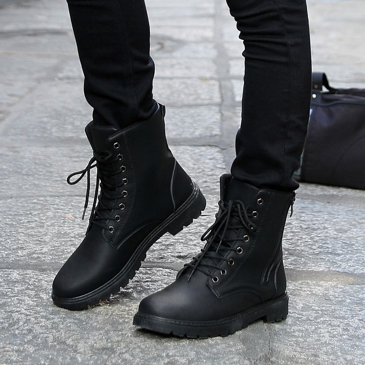 17 best ideas about Combat Boots For Men on Pinterest | Biker ...