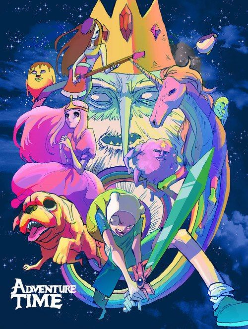 Adventure Time Epicness.