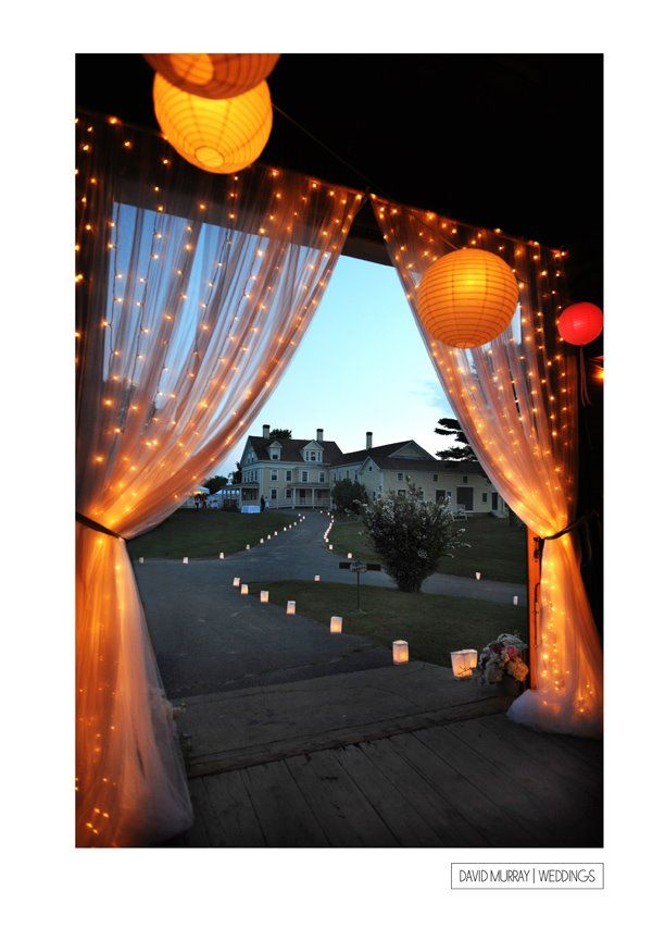 David Murray Weddings Journal: Emily + Matt |St. Ann's and Laudholm Farm Wedding