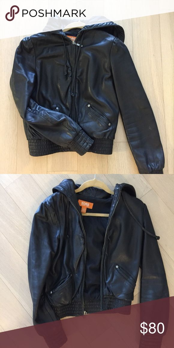 Best 10+ Leather jacket with hood ideas on Pinterest | Hooded leather jacket, Buy leather
