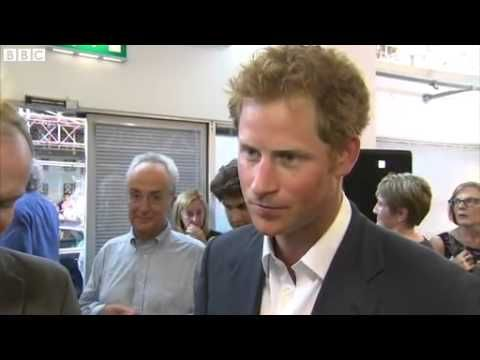 BBC News - Royal baby  Uncle Harry on meeting Prince George