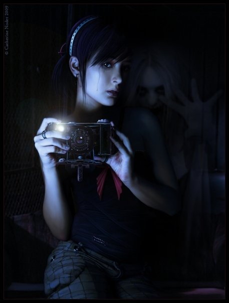 Mesmerizing image art from Fatal Frame