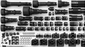 Compatibilité objectifs Nikon