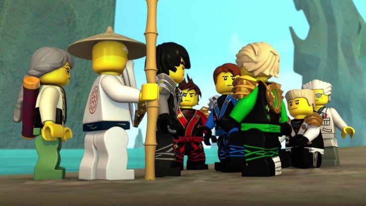 LEGO Ninjago Masters of Spinjitzu Season2 EP-13 Rise of the Spinjitzu Master - Dailymotion Video